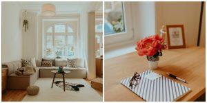 Interior Design Projekt: Gästewohnung in Hamburg Ottensen