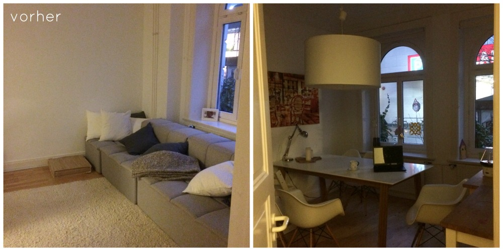 Gästewohnung in Hamburg - Interior Design Projekt