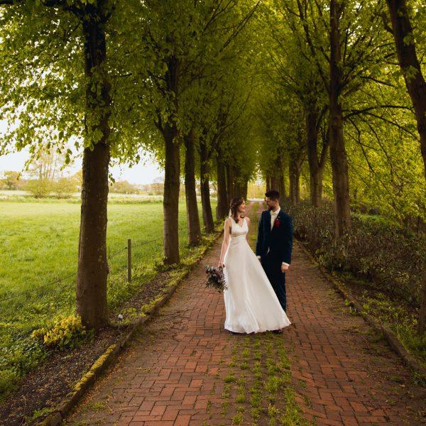 Hochzeitsbild Lena und Ben