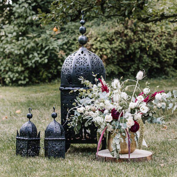 Blumenvase, Pretty Beautiful Events
