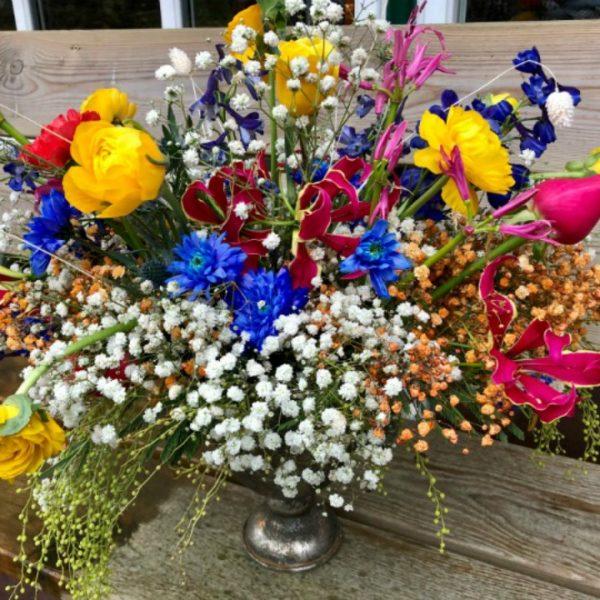 Blumenarrangement Pretty Beautiful Events