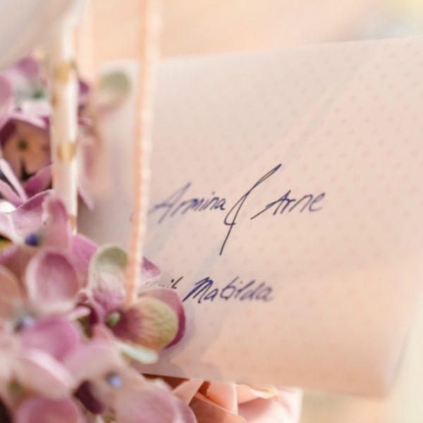 Hochzeitsbrief, Victor Gottselig