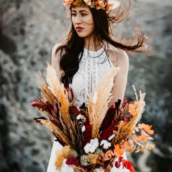 Braut Mallorca, Sarah Russ